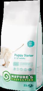Корм для щенков Puppy Starter Natures Protection с 4-12 недель